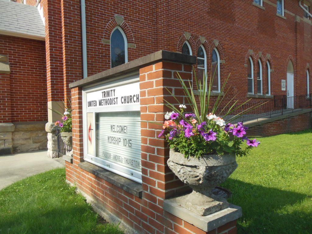 Fremont Ohio Trinity United Methodist Church, 204 N. Wayne Street, Fremont, Ohio 43420