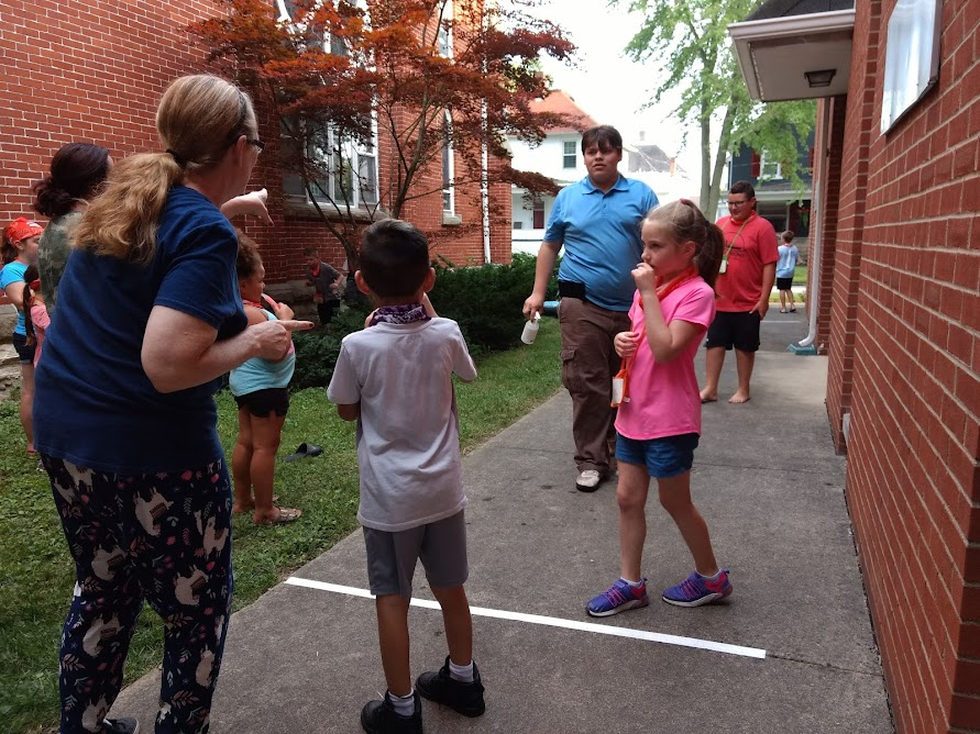 VBS 2021-Games